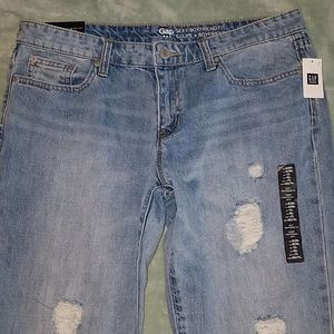 GAP Factory boyfriend jeans